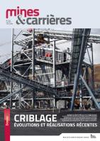 Koncasstoo Mines & Carrières location vente SAV matériel de concassage criblage mobile convoyeur rockster edge sanvik